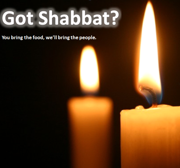 Got Shabbat Header