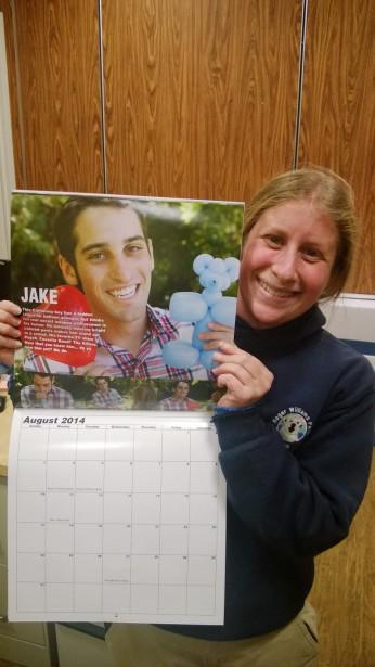 Laura Isaacs calendar
